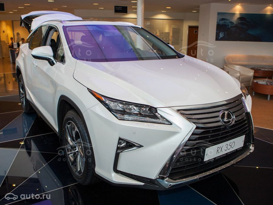 2015 Lexus RX 350 complete inside feature demo