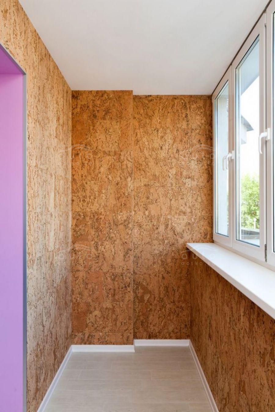 8 вариантов декоративной отделки балкона с фото - develop-st.