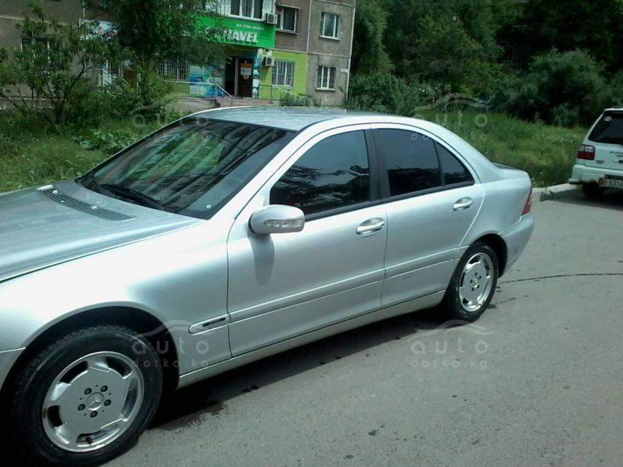 Mercedes c 200, 2000 г, астана - 1 439 850 тг