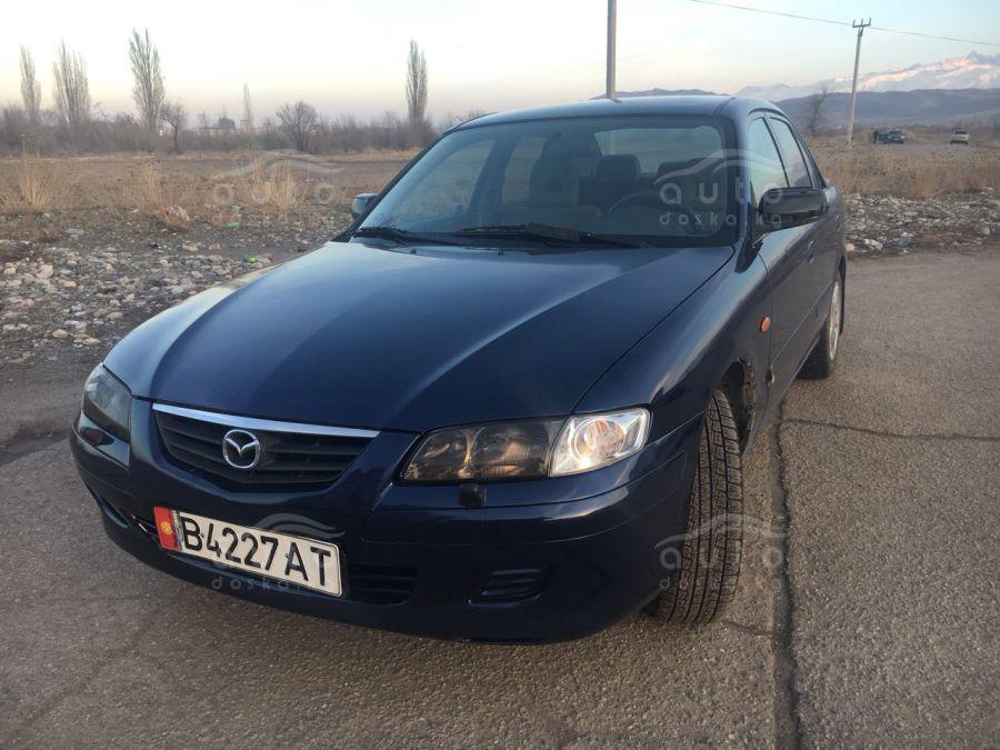 mazda 626 2001г.